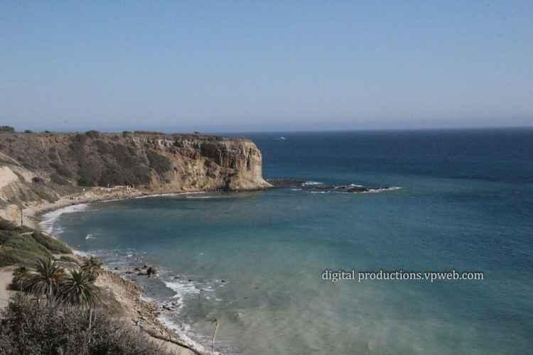 Cliffs of Palos Verde