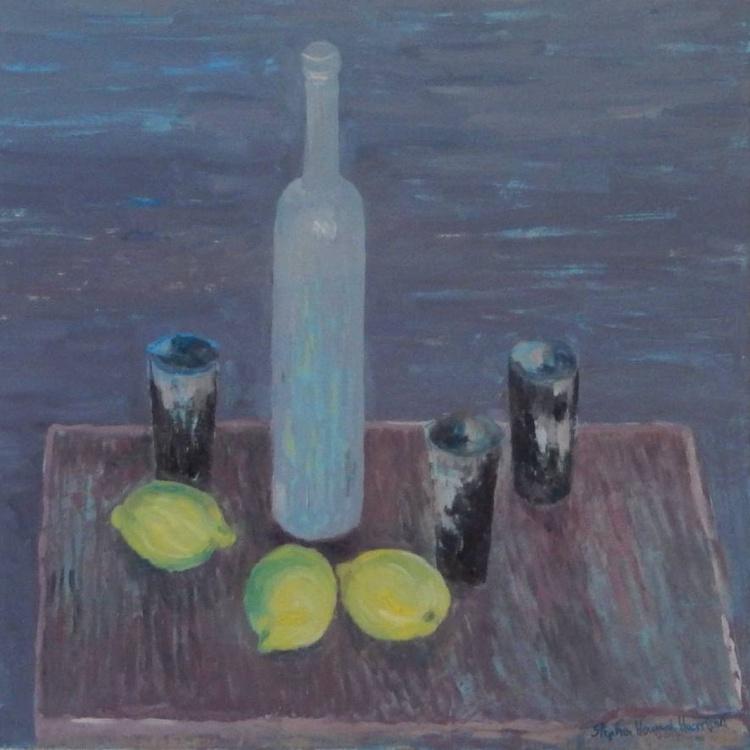 The Limoncello Bottle - Image 0