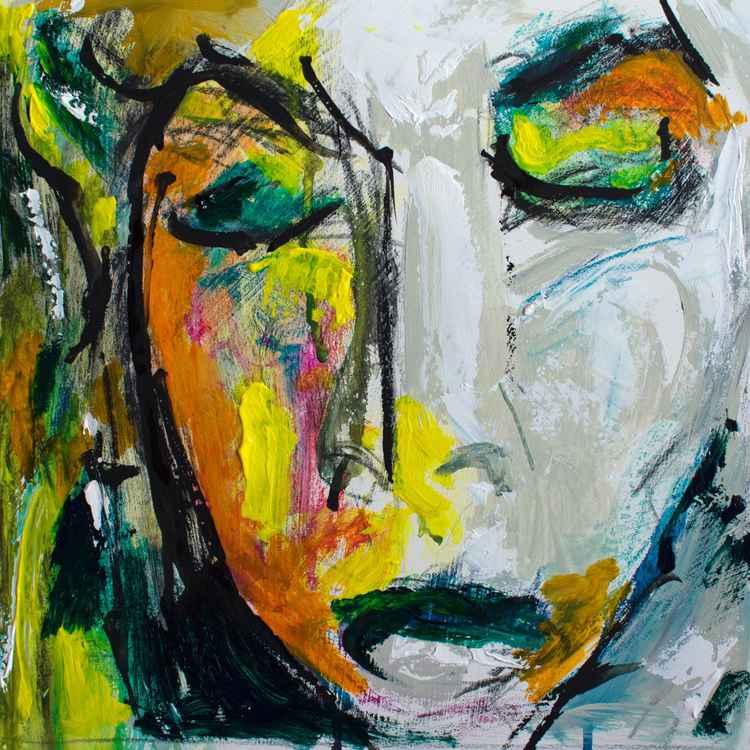 """Girl""""s Face -"""