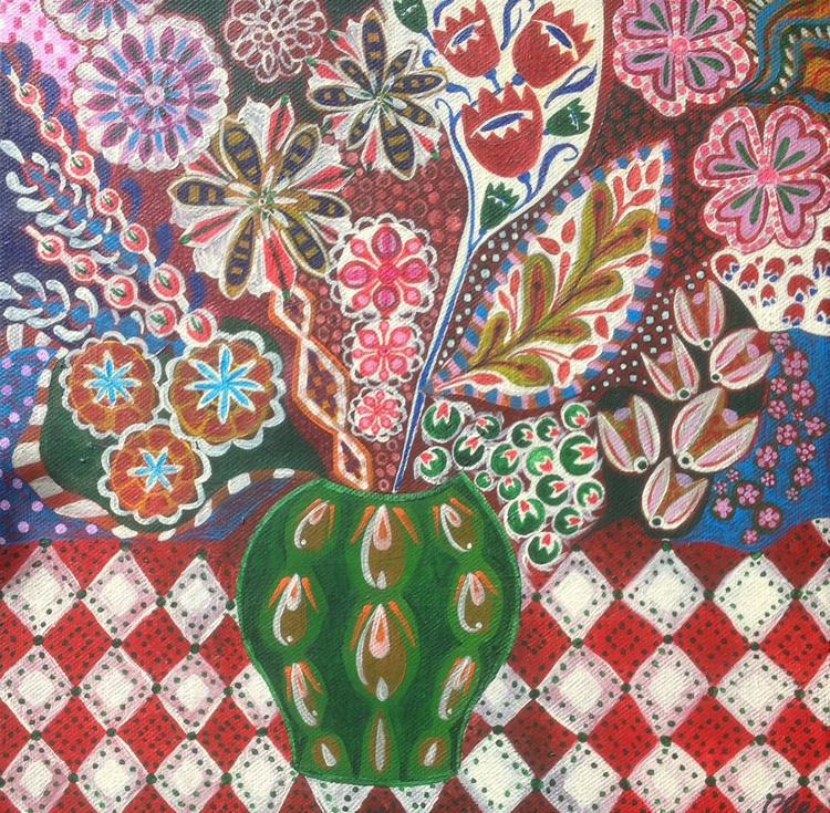 The Flower Vase - Image 0