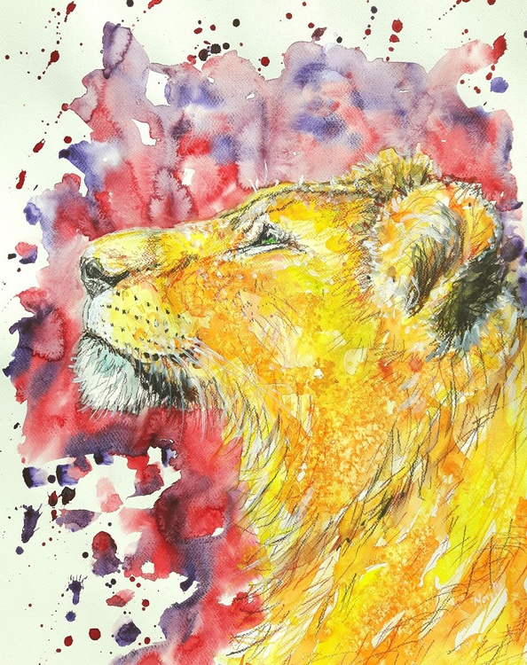 """Lioness"" - Image 0"