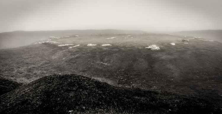 Foggy Circle! -