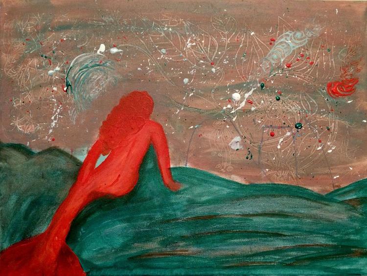 Space Mermaid - Image 0