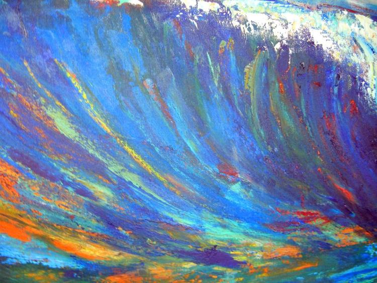 Wave - Huge Painting - Image 0