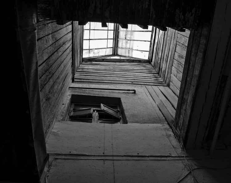 Strange window -