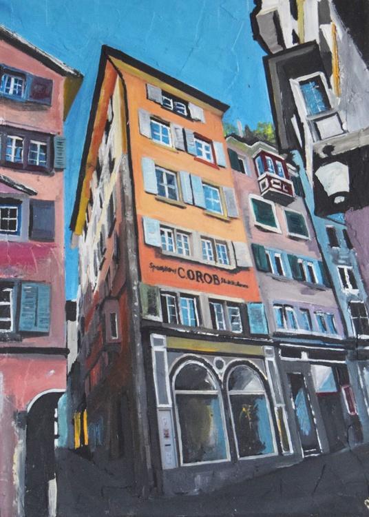 Zurich, Old Town - Image 0