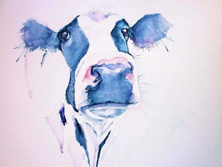 pretty cow - Image 0