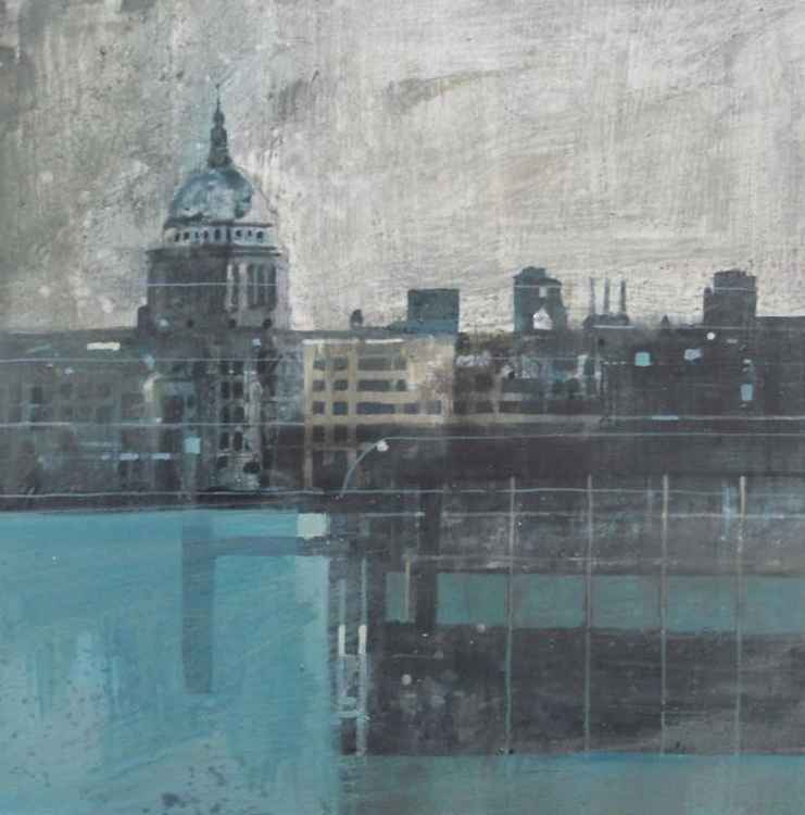 St Pauls from Tate Modern 2 -