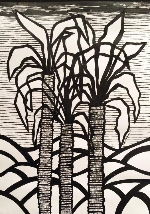 'Palms' - Image 0