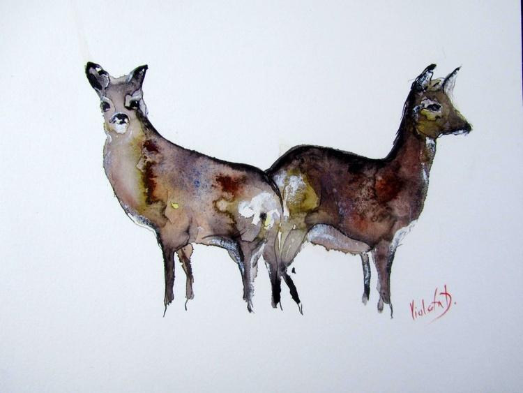 Lost Deer - Image 0