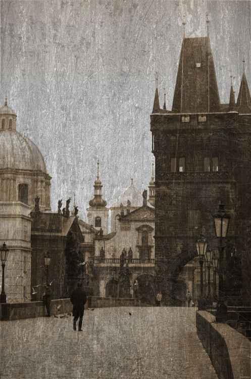 Charles Bridge, Prague -