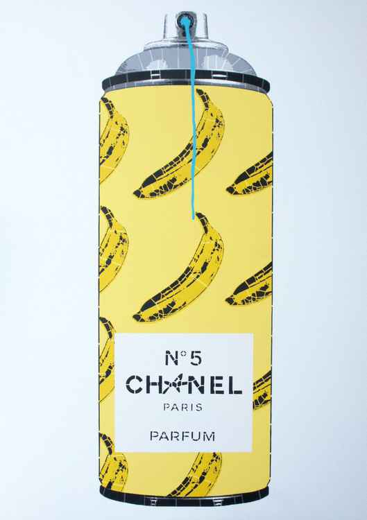 Chanel Bananas (Ed. 3 of 12) -