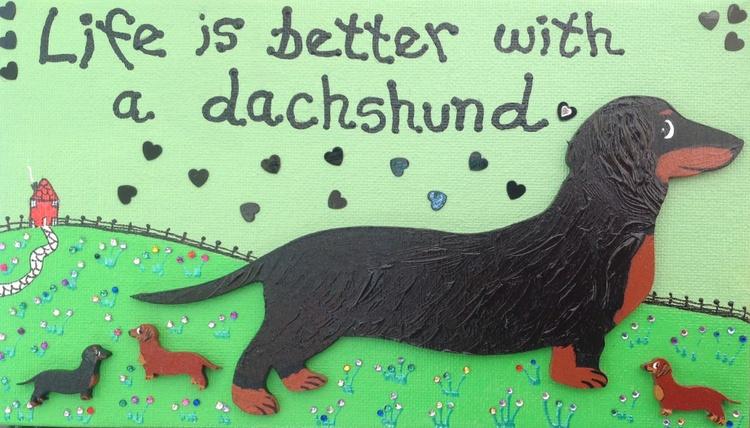 Dachshund Love - Image 0