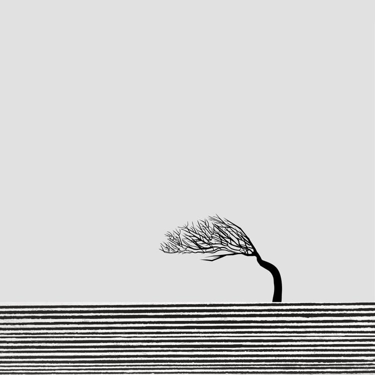 Bent Tree (square) - Image 0