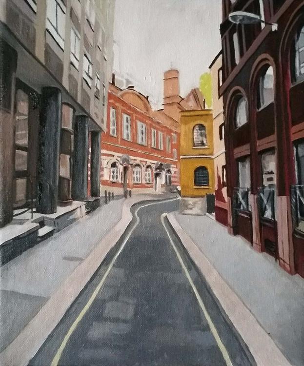 Off Fleet Street - Image 0