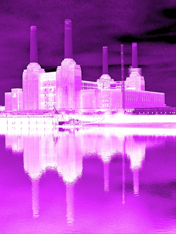 """BATTERSEA NO:3 Limited edition  1/50 16""""x 12"""" - Image 0"""
