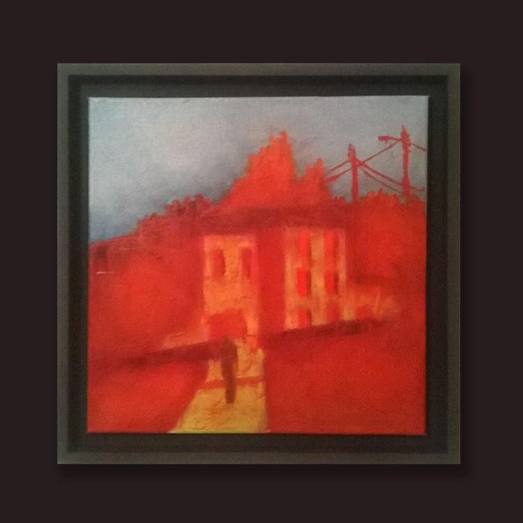 maison rouge - Image 0