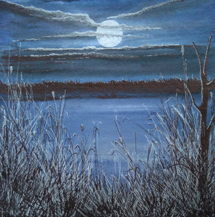 Moon lake - Image 0