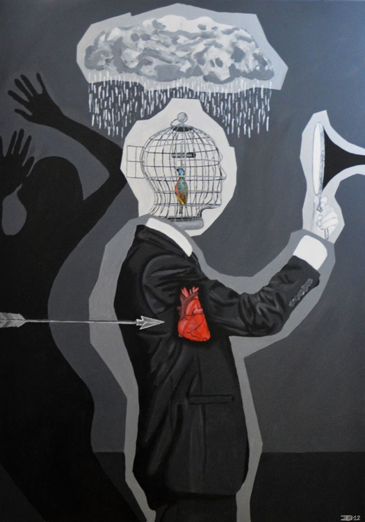 BLACK SERIES IV - WHY DOES IT ALWAYS RAIN ON ME? - Image 0