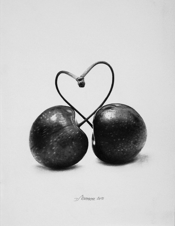 Heart Cherries - Image 0