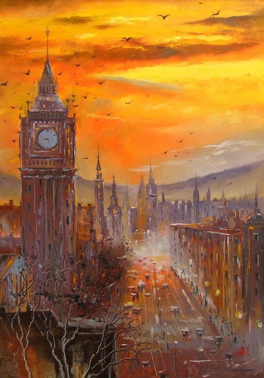 London Evening - Image 0
