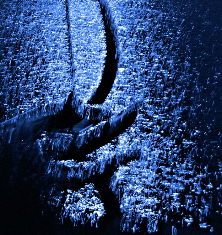 Sailing in Moonlight Beams - Image 0