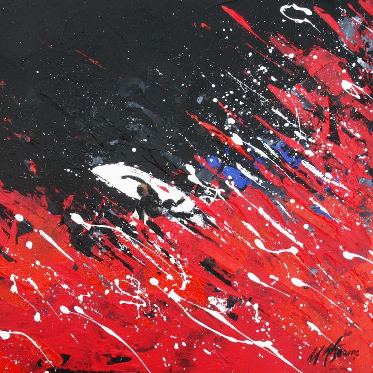wave graffiti - Image 0