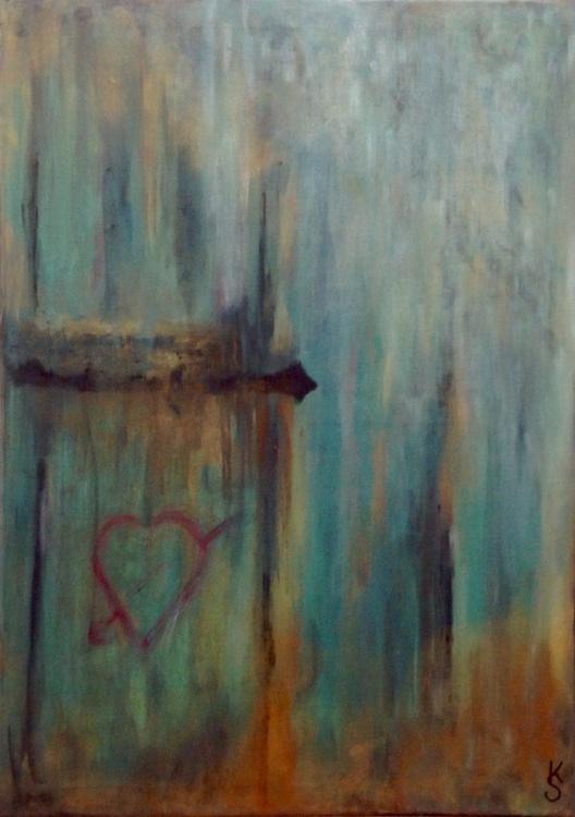 Loveshack (large canvas) - Image 0