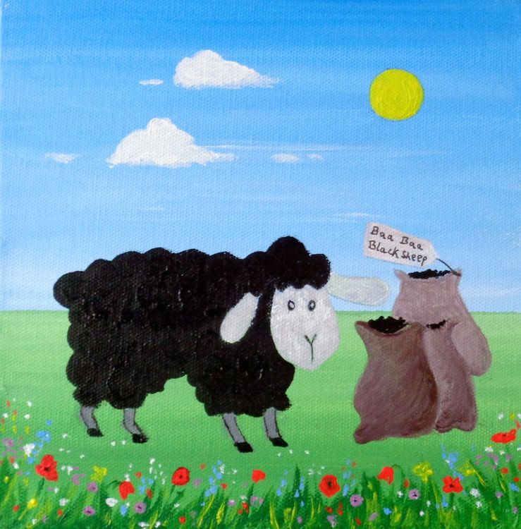 Baa Baa Black Sheep - Image 0