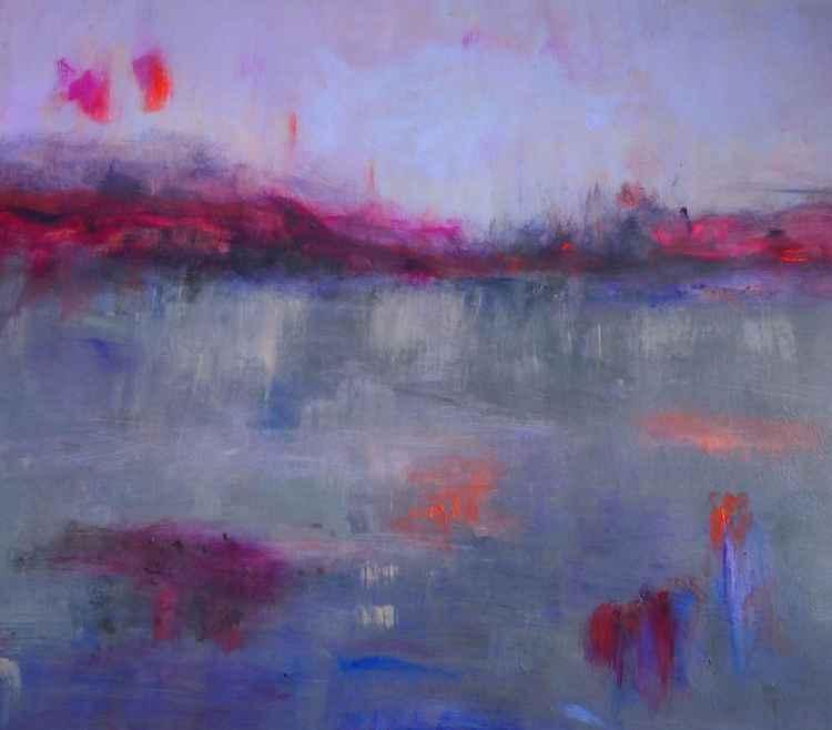 lilac mist -