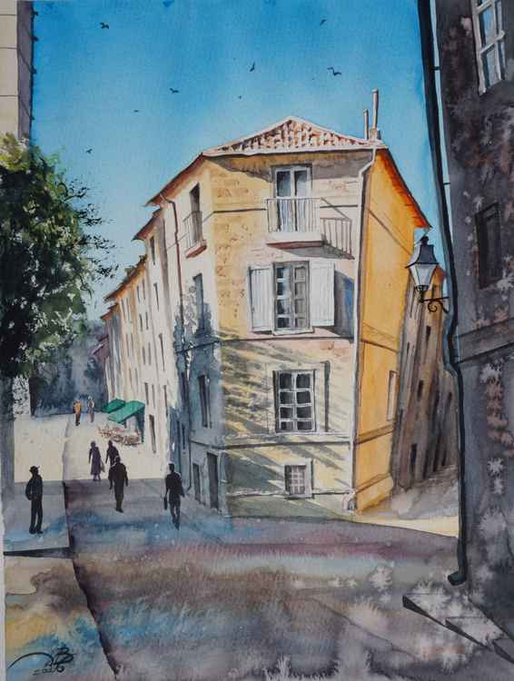 Shadows street