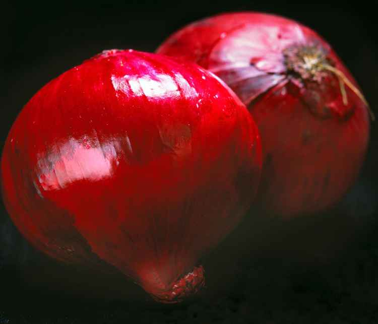 Red Onions -