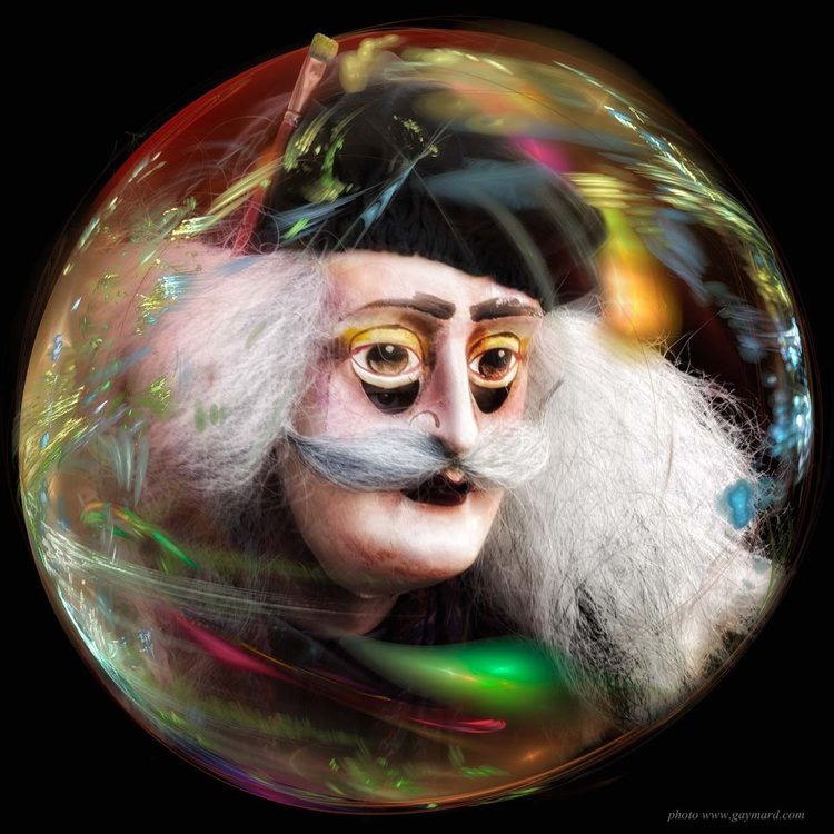 The bubble of the painter - Image 0
