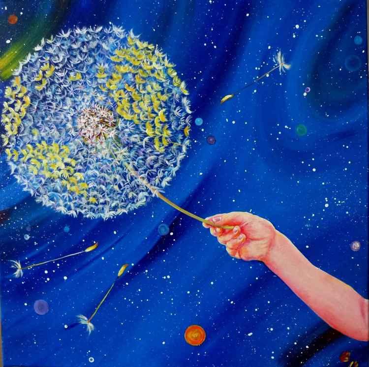 My planet - Dandelion -