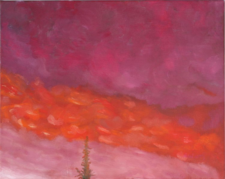 Red Sky in the Morning Spirit - Image 0
