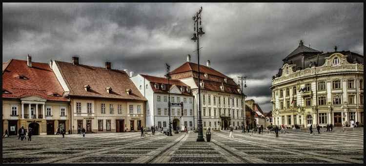 Piata Mare  Sibiu   Hermannstadt