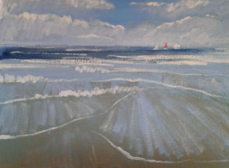 waves owenahincha beach west cork - Image 0