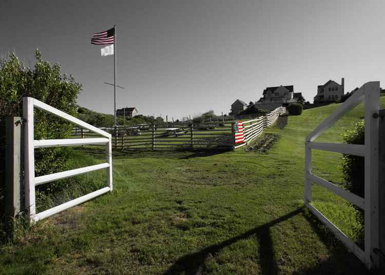 Block Island, The Gates © 2011 -