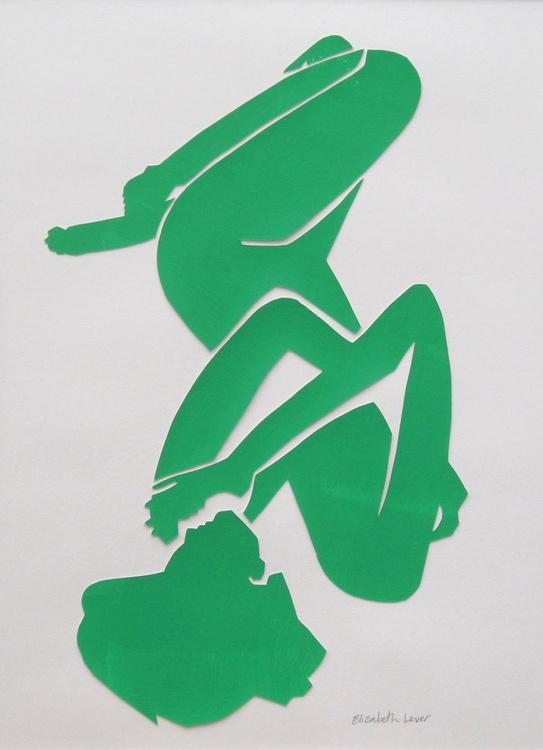 Elena in Green - Image 0
