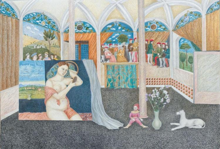 In memory of Giovanni Bellini - Image 0