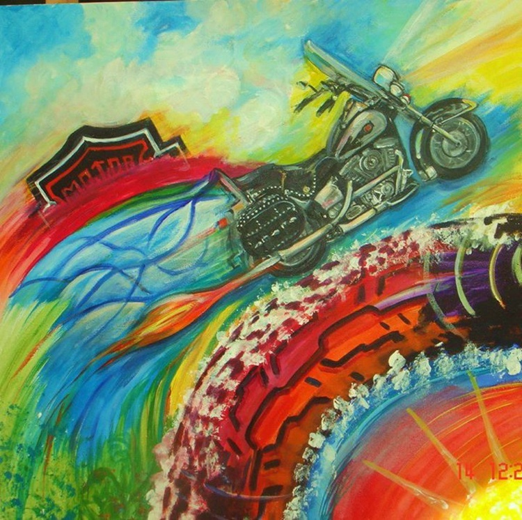 Harley Dreaming - Image 0