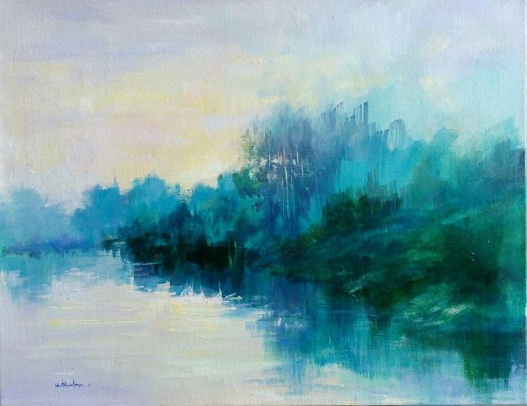 """""""Morning reflection"""" - Image 0"""