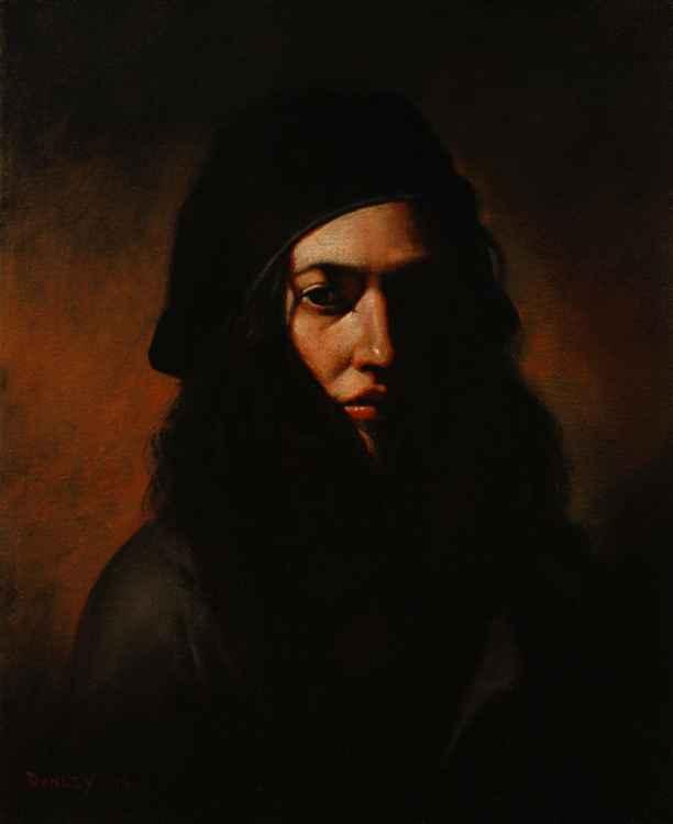 Baroque Portrait No. 83
