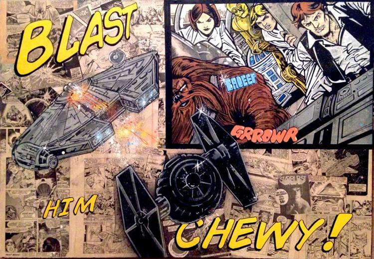 Blast Him Chewy ! - Image 0