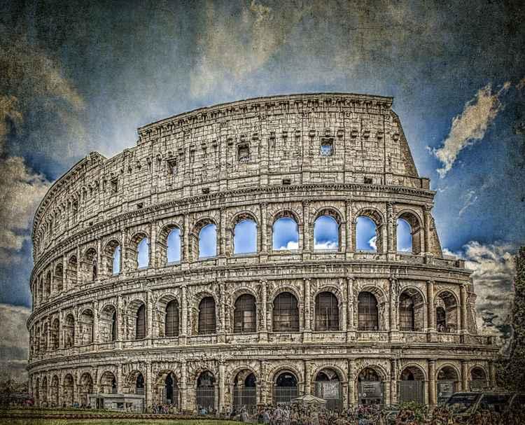 Rome #10741 -