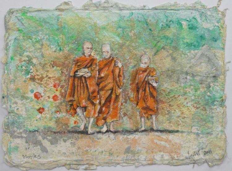 Monks - Image 0