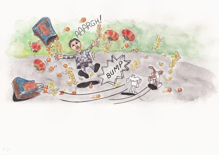 Doggy Daze, page 14 - Image 0