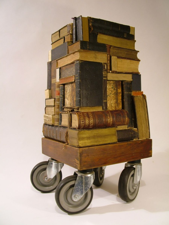 Book Tower - Image 0