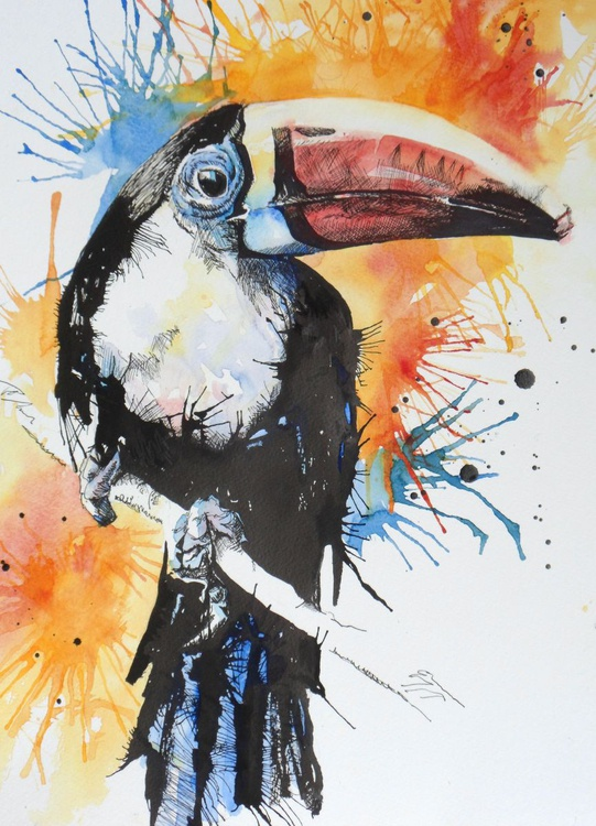 Toucan play at that game - Image 0