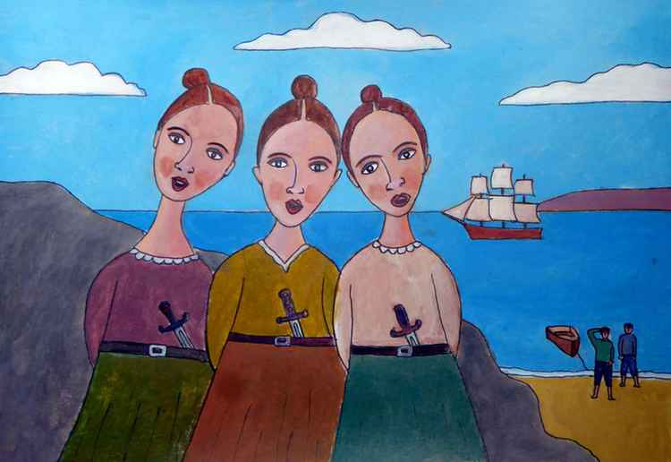 Three Scilly sirens